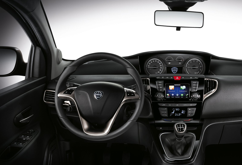 2016 Lancia Ypsilon Interior 1 2016 Lancia Ypsilon Details and Images
