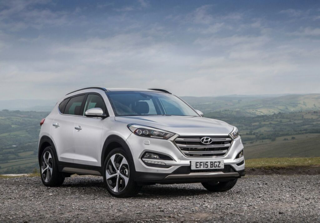 2016 Hyundai Tucson EU Version 4 2016 Hyundai Tucson EU Version Features and Details