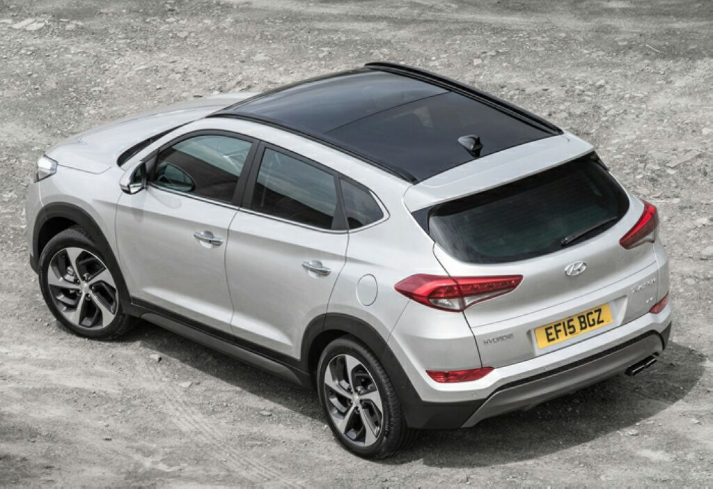 2016 Hyundai Tucson EU Version 7 2016 Hyundai Tucson EU Version Features and Details