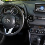 2016 Toyota Yaris Sedan Interior (1)
