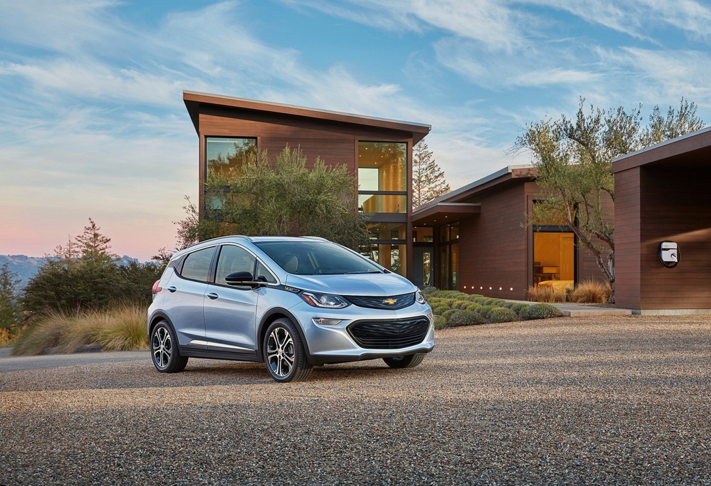 2017 Chevrolet Bolt EV 1 2017 Chevrolet Bolt EV Features