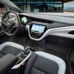 2017 Chevrolet Bolt EV Interior (2)