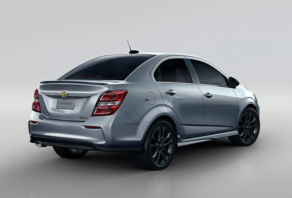 2017 chevrolet sonic sedan features and photos. Black Bedroom Furniture Sets. Home Design Ideas