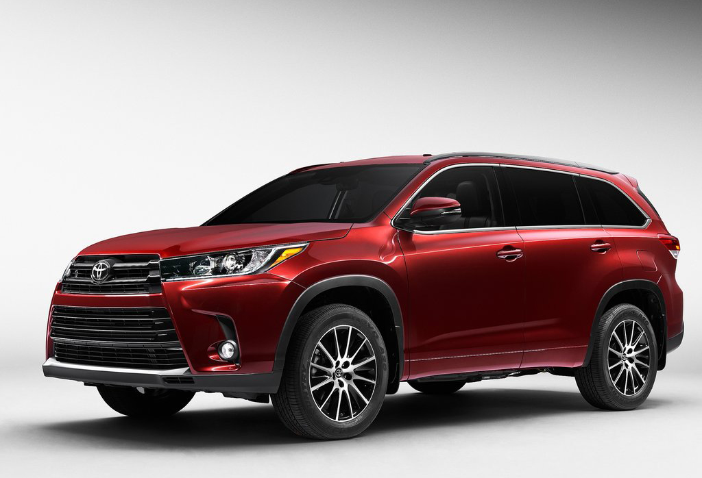 2017 Toyota Highlander 1 2017 Toyota Highlander Features and Photos