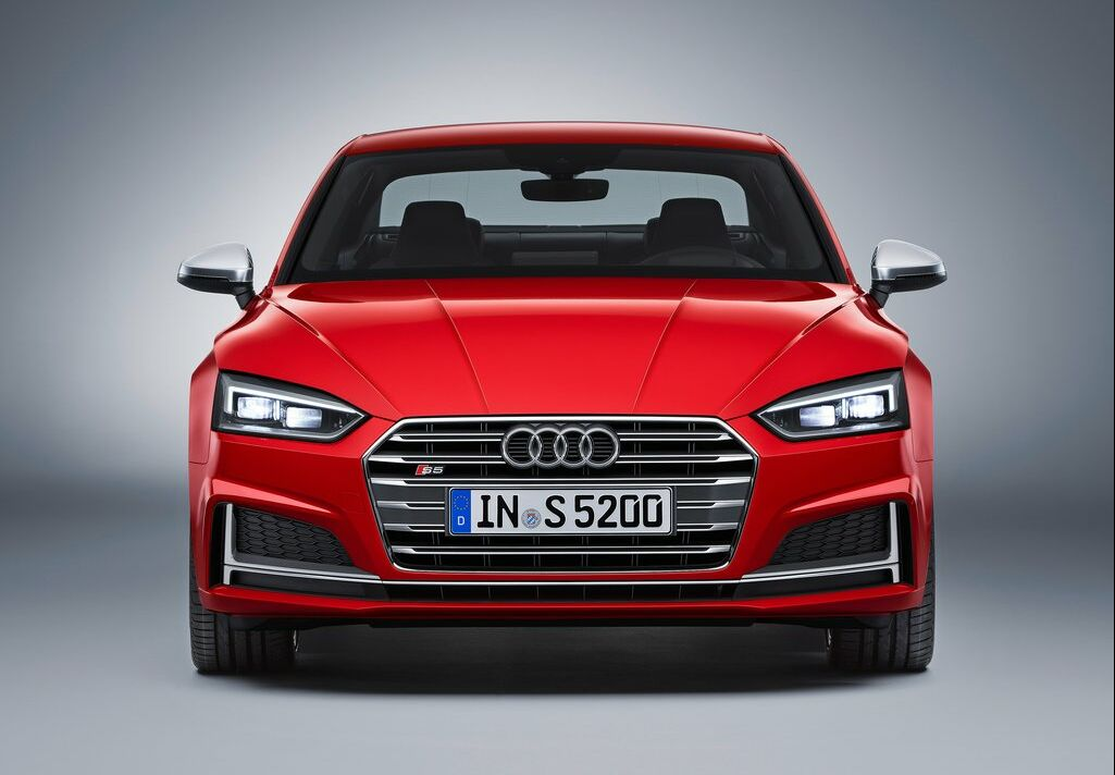 2017 audi s5 coupe details and photos. Black Bedroom Furniture Sets. Home Design Ideas