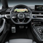 2017 Audi S5 Coupe Interior (2)